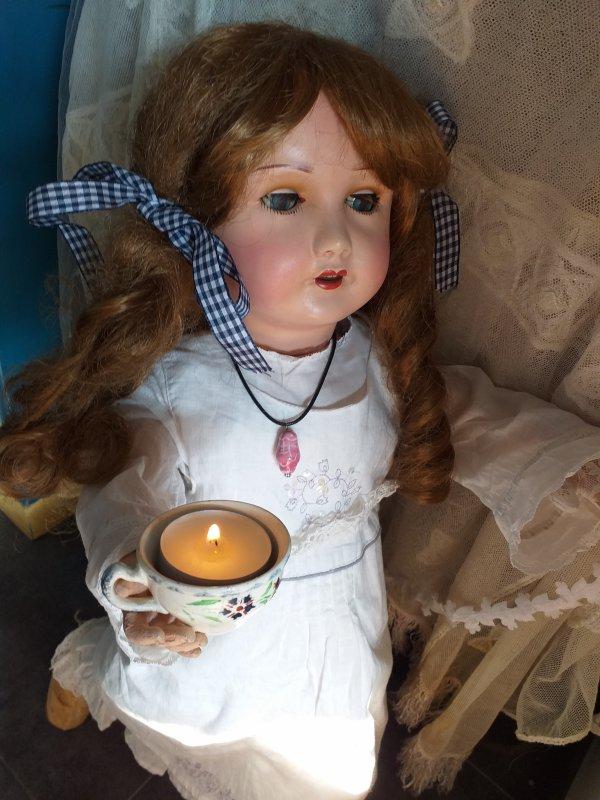 Bonne nuit au petit monde des poupées !