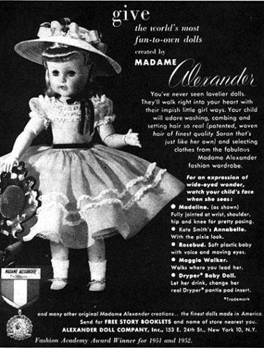 Madeline débarbouillée !