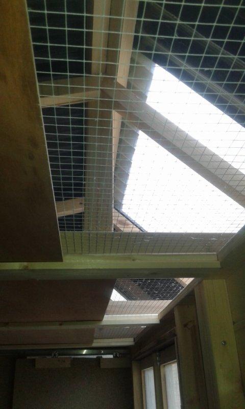 aération plafond