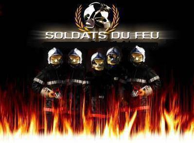 Site consacré aux sapeurs pompiers...