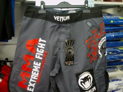 Collection textile VENUM