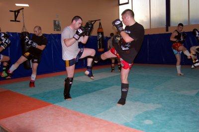 Détection équipe régionale de kick boxing (PHOTOS 2EME  SERIES)