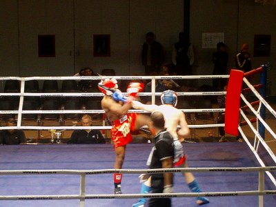 RESULTATS  COUPE  DE FRANCE  2010 DE KICK BOXING (Série photos N 3)