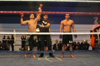 Résultats du Pancrace Fight 3 au Havre le 08 janvier 2011