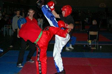 Championnat de normandie de Full light / kick light / semi contact de le FFC ET DA à Vernon le 30/01/11