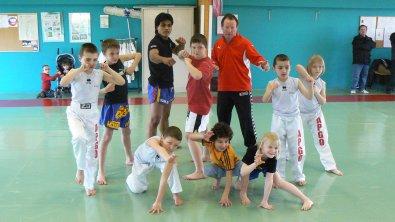 Parcours jeunes Multiboxes  pendant les vacances scolaires de Mars le 02 Mars 2011