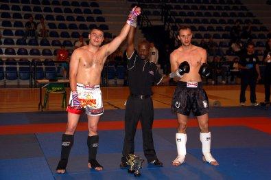 Résultats du tournoi de l'avenir de  kick boxing 2011 à Orléans (2eme série photos)
