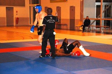 Résultats du tournoi de l'avenir de  kick boxing 2011 à Orléans ( 1ere série photos)