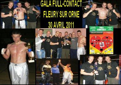 Résultats du Gala de Full-Contact le 30 Avril 2011 à Fleury sur Orne (14)
