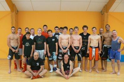 Pancrace Championnat National Educatif pour les jeunes des Clubs de Pancrace le 21 Mai 2011