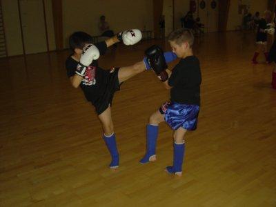 Résultats du passage de grades du mercredi 8 et 15 juin (section kick boxing/jeunes) de Louvigny