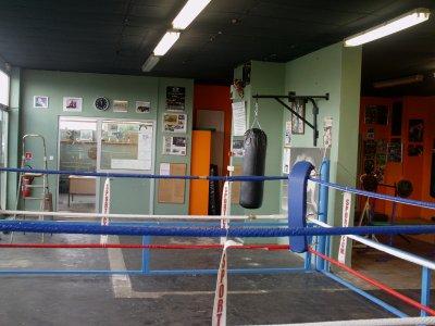 Salle Uscc (cote de nacre) Caen