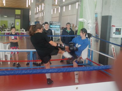 Vital sports Dimanche 11 ( Mondeville) kick boxing/K1 et full contact