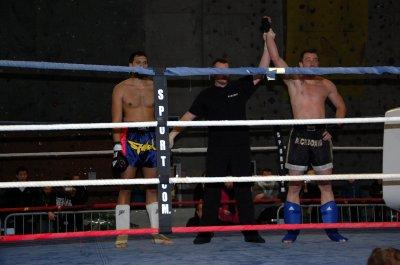 Open de normandie séries B et C  (combats/plein contact) Pancrace et Kick boxing dimanche 16 octobre à Caen
