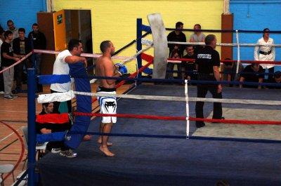 Résultats de l'open de Caen Kick boxing et Pancrace( team Uscc)