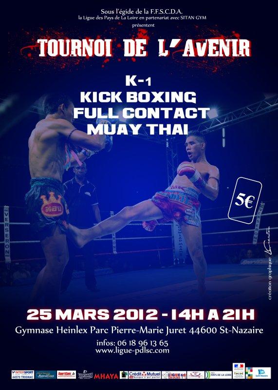 Qualification Zone ouest FFsc Honneurs (dimanche 25 mars à St Nazaire)