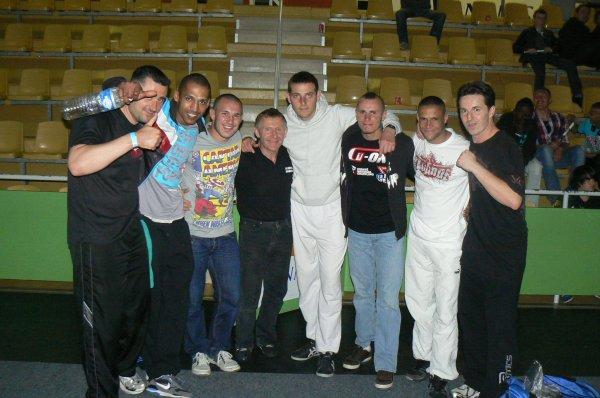 Nuit du Fight à Vannes le 26 mai 2012