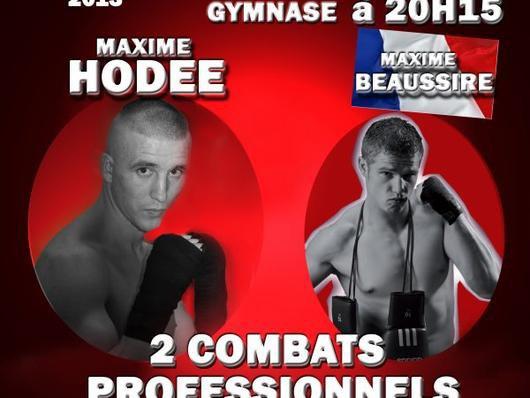 Gala de boxe anglaise samedi 19 janvier à 20h15 (salle de boxe de fleury sur Orne)