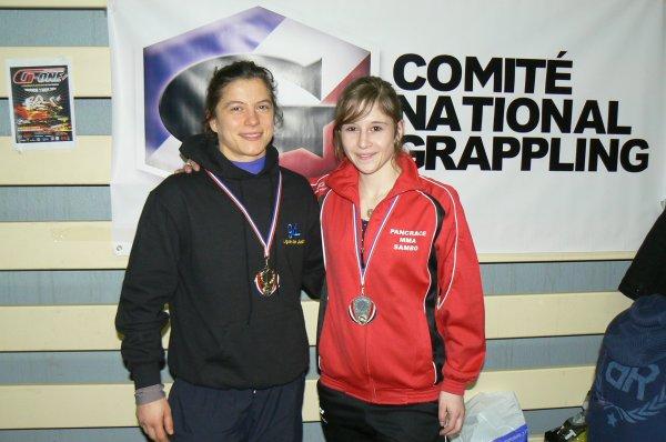Championnat de France de Grappling à PARIS (Bagnolet) le 13 janvier 2013