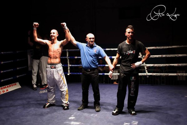 Alexandre Marie !! De nouveau chp de france Elite de full contact des -71kg.800