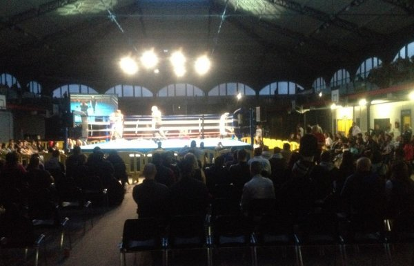 Résultats chp de france Elite de kick boxing et gala de caudebec en caux