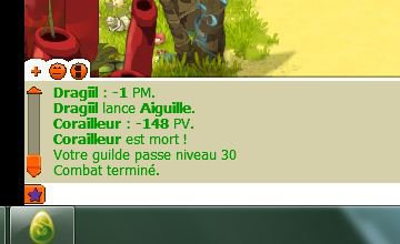 up guilde lv 30