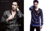 Ian Somerhalder pour Annex Man Magazine issue Charles (2013)