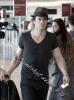 #Ian Ian était a l'aéroport de LA ce lundi 16 décembre 2013