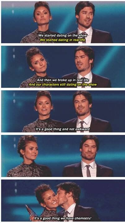 #Ian Ian au People's Choice Awards 2014