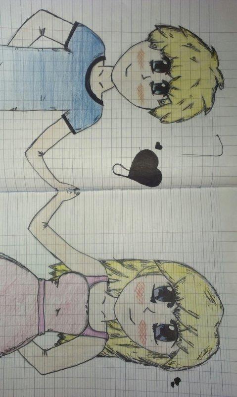 Un petit dessin ^^