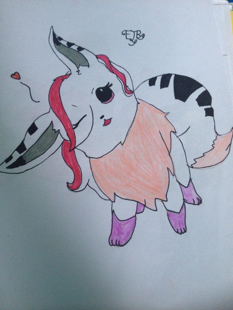Plusieurs dessins de Pokémon fais par moi