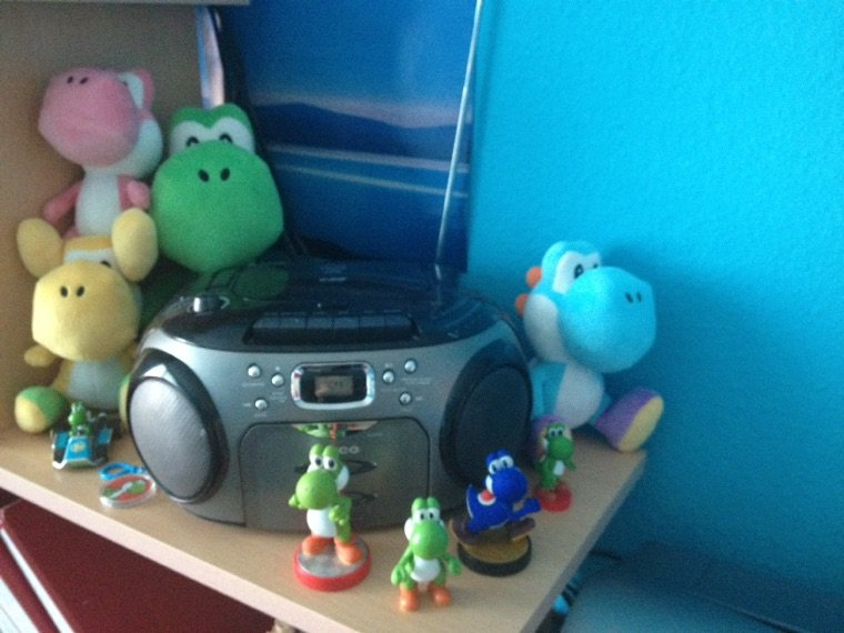 Ma petite collection de figurines Nintendo