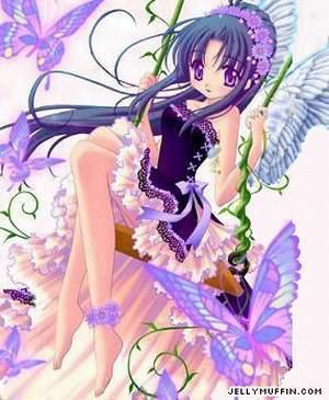Je t'aime Bel ange