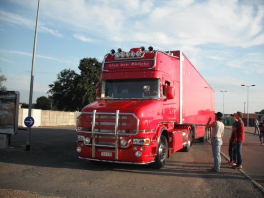 scania serie T