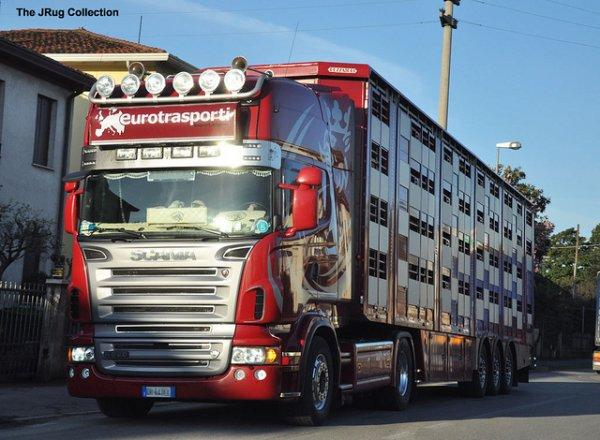team-scania-truck