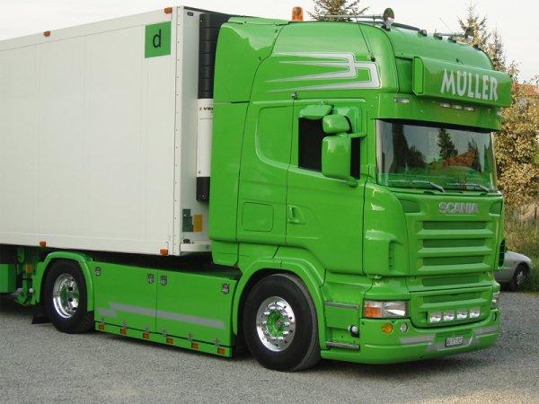 Transport Muller