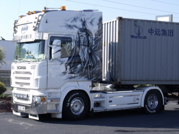 scania Batman