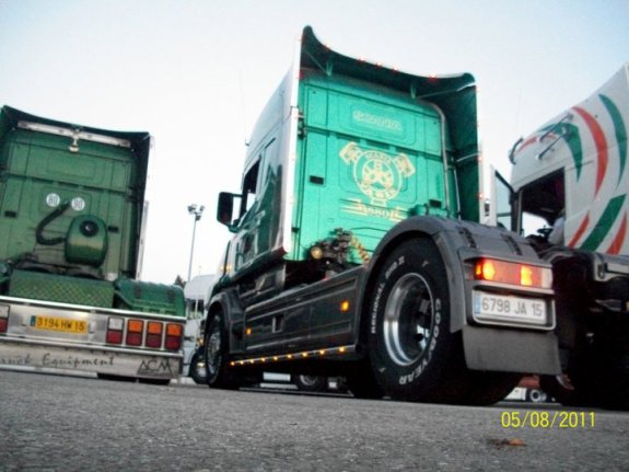 transport Causse