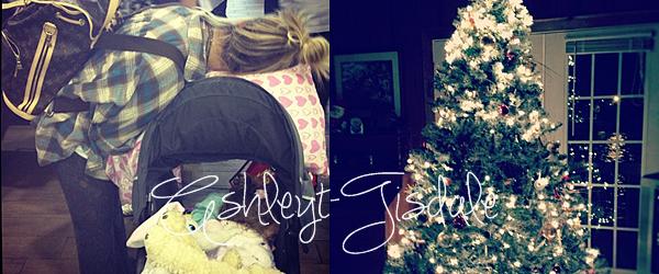 13 Novembre : Ashley Tisdale a été aperçu, se présentant à l'Aéroport LAX avec sa famille, dans Los Angeles !