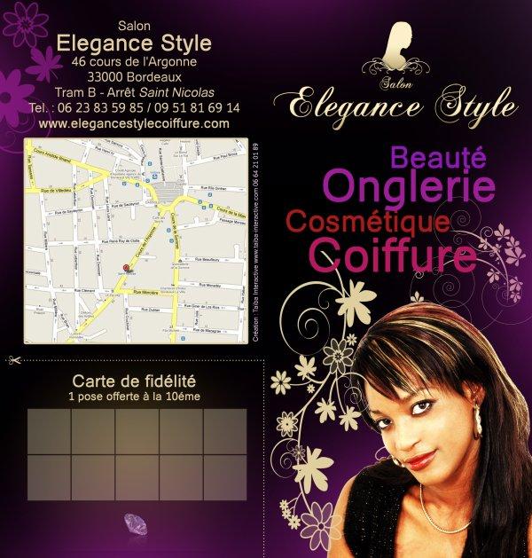 Salon de coiffure afro a bordeaux elegance style cours de l 39 argonne salon elegance style bordeaux - Salon de coiffure afro ouvert le dimanche ...