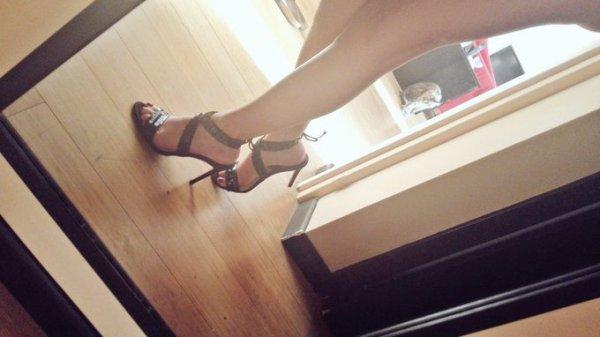 Nouvelles chaussures !