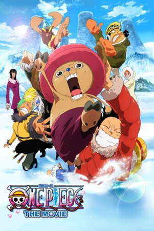 One Piece film 9 : Episode de Chopper : l'île hivernale