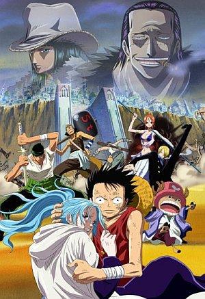 One Piece film 8 : L'épisode d'Arabasta. La princesse du désert et les pirates