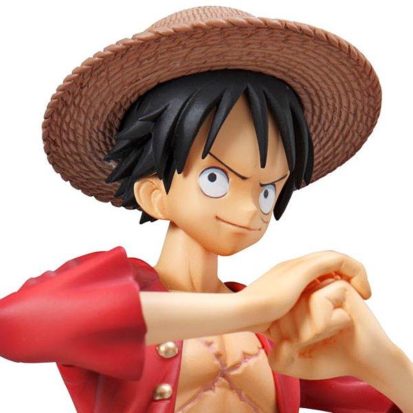 One Piece P.O.P Luffy Sailing version : Next Génération (2 ans plus tard)