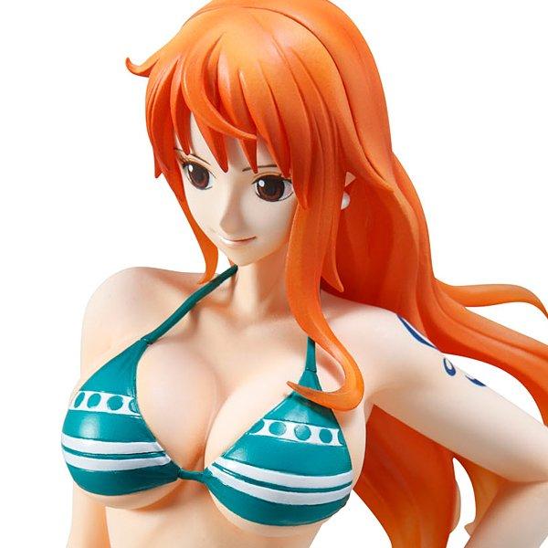 One Piece P.O.P Nami Sailing version : Next Génération