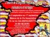 EXPOSITION du 5 au 17 septembre 2011 à Béziers - Présence de notre association Gen-Ibérica. VENEZ NOMBREUX !!