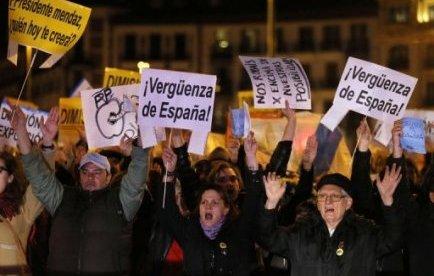 Espagne: le scandale de corruption tourne à la crise politique (le Monde du 3.02.2013)