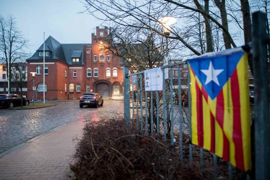 Catalogne : maintien en détention de PUIGDEMONT 3 avril 2018