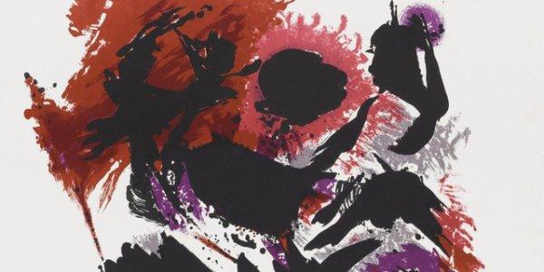 Accueil  ArtsPeinture La fascination d'Alfred Manessier pour l'Espagne à Abbeville