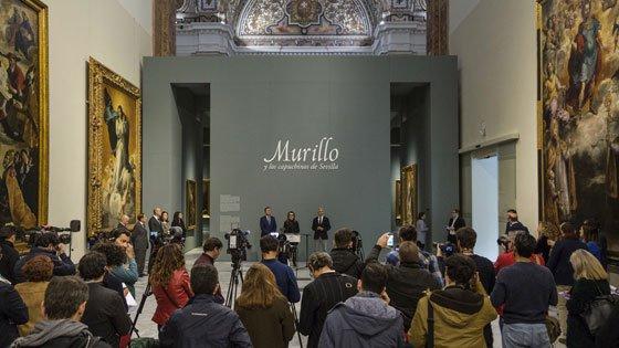 Année MURILLO A SEVILLE 2018